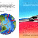 Scientific diagram illustration and book design: Imagination Vacation Colorado